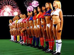Женский футбол в БК